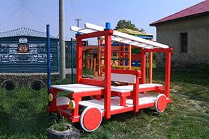 D3 – Hasičské auto